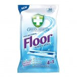 Green Shield Anti-Bacterial Floor Surface Wipes 24pk