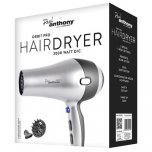 Paul Anthony Orbit Pro Hairdryer 2000 Watt  - Silver
