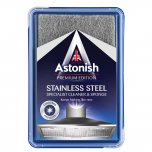 Astonish Premium Edition Stainless Steel Specialist Cleaner & Sponge 250g