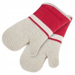 Morphy Richards Set of 2 Oven Mitts Red