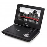 Akai 10 Inch Portable DVD Player