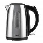 Tower Polished Stainless Steel Jug Kettle