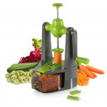 Tower Vertical Spiralizer Green