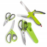 Tower Health Set of 4 Scissors