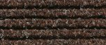 Bruce Starke Mallin Needlepunch Mat Brown - Various Sizes