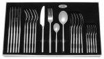 Stellar Cutlery Rochester Matt 24 Piece Gift Box Set