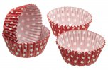 Sweetly Does It Paper Cake Case Polka 7cm Pack of 60