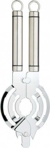 KitchenCraft Professional Stainless Steel Jar/Bottle Opener