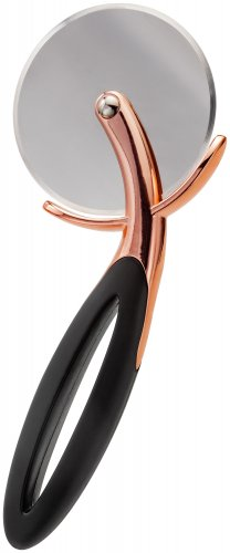 Stellar Soft Touch Copper Pizza Cutter