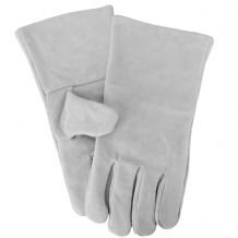 Manor Reproductions Fireside Gloves - Grey