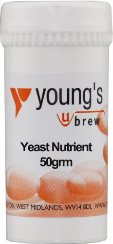 Young's Ubrew Yeast Nutrient 50g