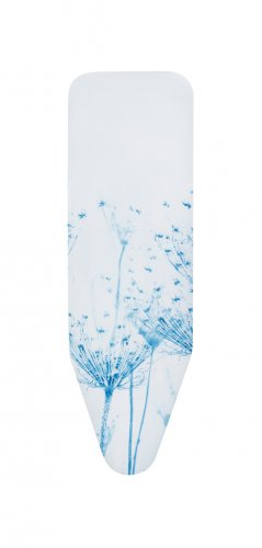 Brabantia B 124 x 38cm Board 2mm Foam Cover - Cotton Flower