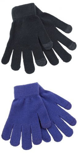 RJM Touchscreen Ladies Gloves - Assorted