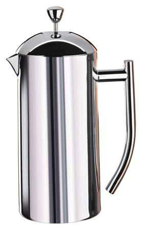 Café Stål Originals Satin Finish 2 Cup Double Wall Cafetiere