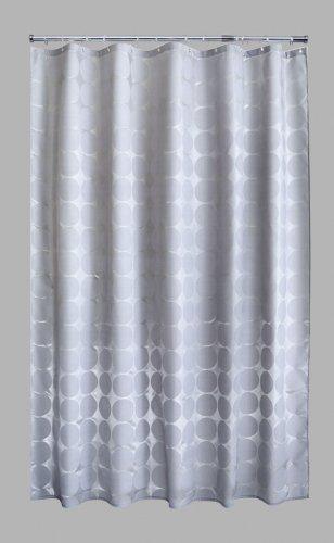 Aqualona PEVA Shower Curtain