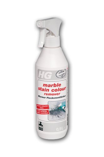 HG Natural Stone Stain Colour Remover 0.5 Litre
