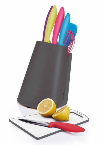 Colourworks Brights Seven Piece Cutting And Prep Station