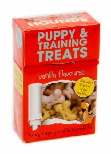 Hungry Hounds Puppy & Training Treats 35g - Vanilla