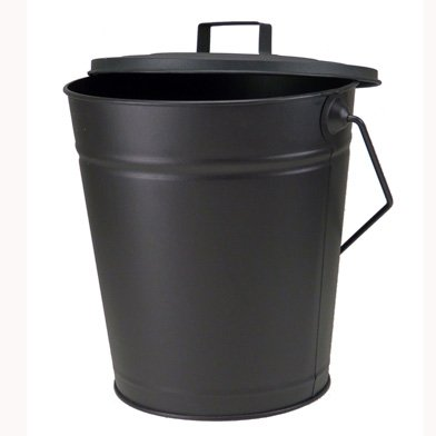 Manor Reproductions Dudley Bucket - Black - 33