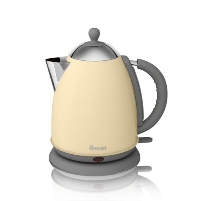 Swan 1.7 Litre Jug Kettle Cream