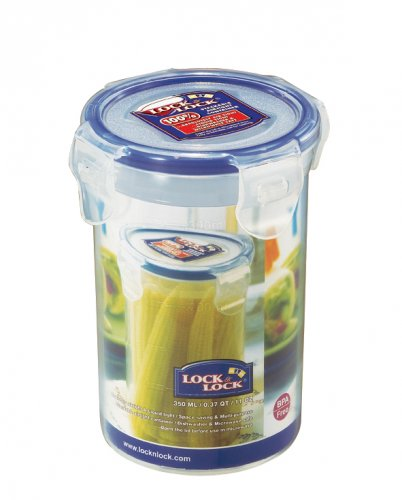 Lock & Lock Round Food Container - 350ml