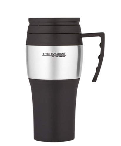 Thermos ThermoCafé™ 2010 Steel Travel Mug 400ml
