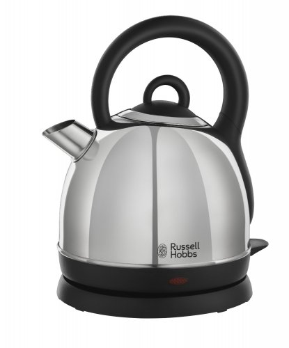 Russell Hobbs Polished Stainless Steel Dome Kettle