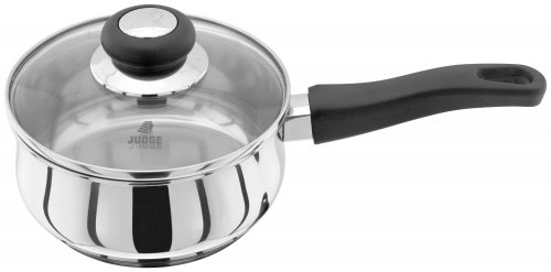 Judge Vista 18/10 Stainless Steel Saucepan 16cm