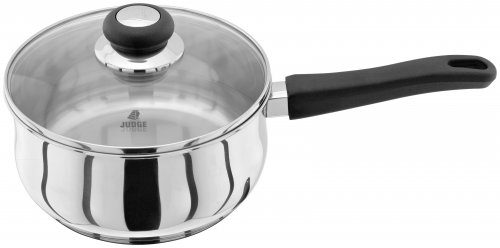 Judge Vista 18/10 Stainless Steel Saucepan 20cm