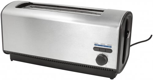 Judge Electricals Stainless Steel Family Toaster 1200W