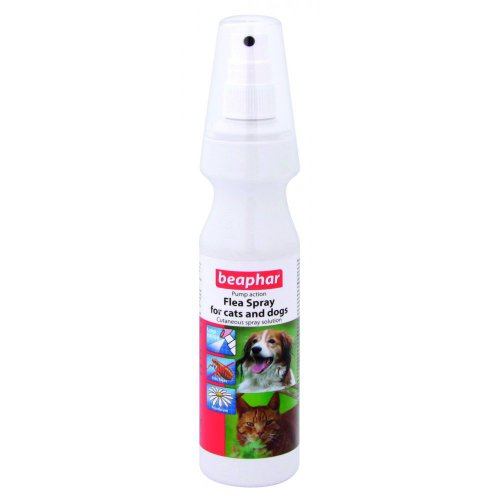 Beaphar Pump-Action Flea Spray (for Cats & Dogs)