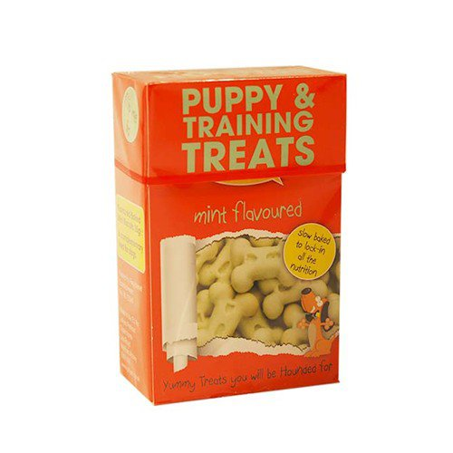 Hungry Hounds Puppy & Training Treats 35g - Mint