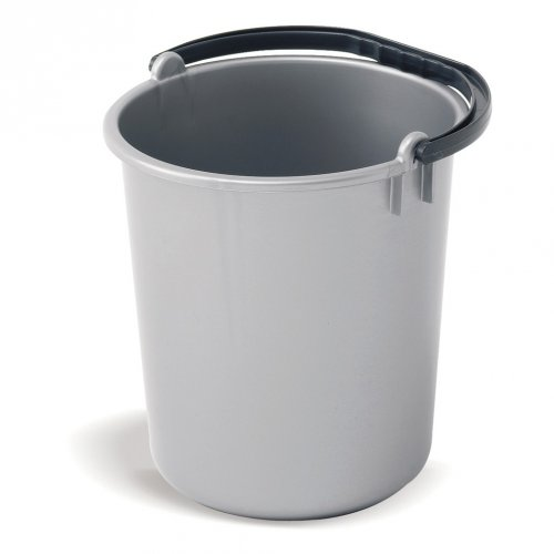 Addis 9lt Bucket Metallic