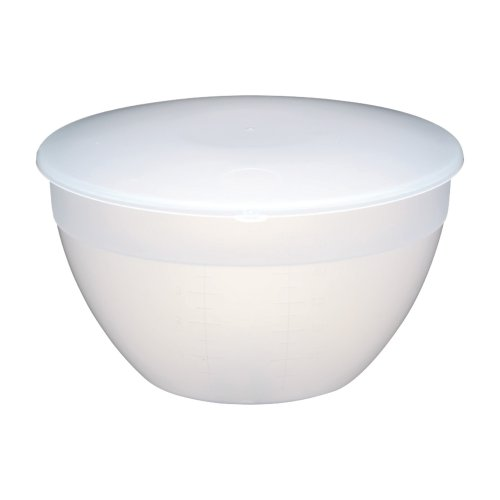 KitchenCraft Pudding Basin & Lid 4 Pints (2.3 Litre)