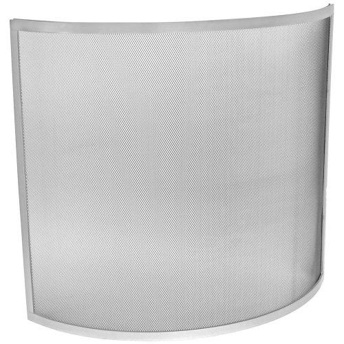 Manor Reproductions Curved Guard - Silver - 61x66