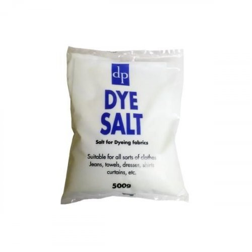 Dri-Pak Dye Salt Sachet 500g