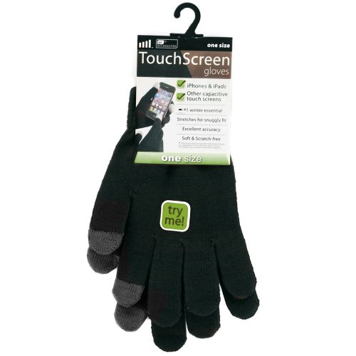 RJM Touchscreen Mens Gloves