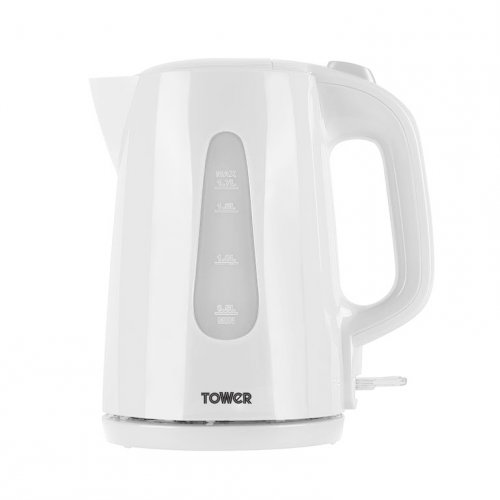 Tower White Jug Kettle 1.7L