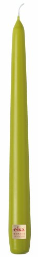 Bolsius Tapered Candle Lime 25cm x 2.5cm