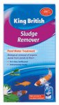 King British Sludge Remover for Ponds 250ml or 500ml