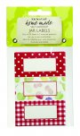 Home Made Self-Adhesive Jam Jar Labels Orchard (Pack of 30)