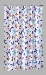 Aqualona Shower Curtain - Butterfly Blossom