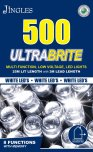 Jingles 500 Ultrabrite Multi-Function LED Lights - White