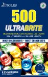 Jingles 500 Ultrabrite Multi-Function LED Lights - Multicoloured