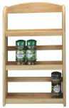 Apollo Housewares Spice Rack 3 Tier